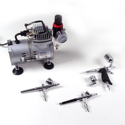 Airbrush & Compressor